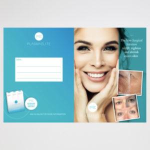 Plasma Elite Client Leaflets