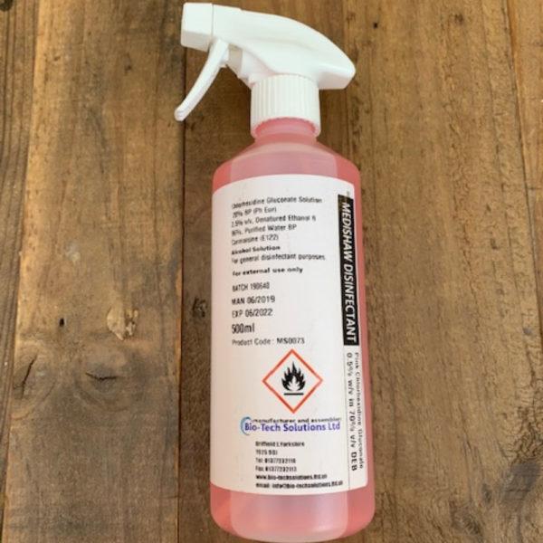medishaw skin disinfectant