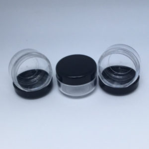 small sample containers