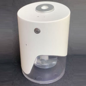 automatic hand sanitiser unit